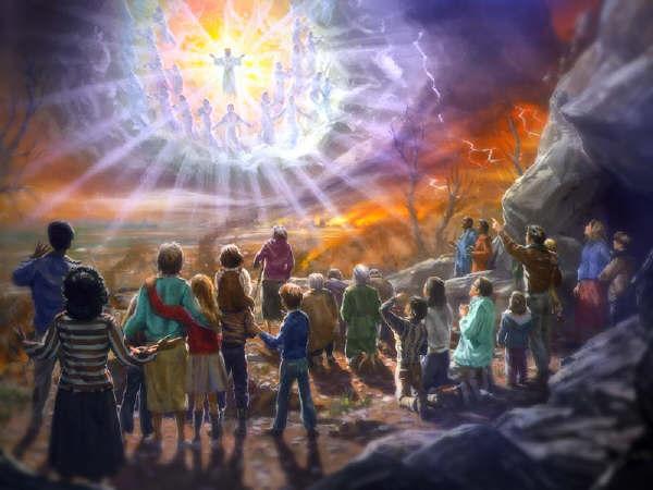 A Segunda Vinda de Jesus