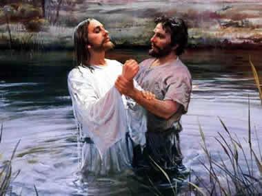 O Batismo