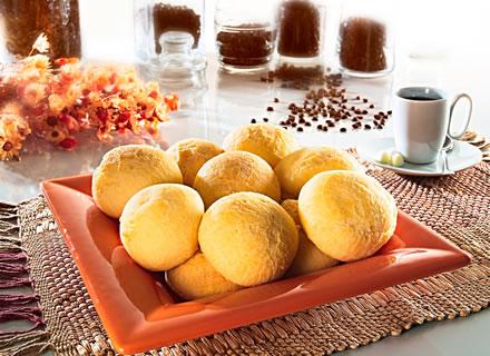 Chimango – pão de queijo