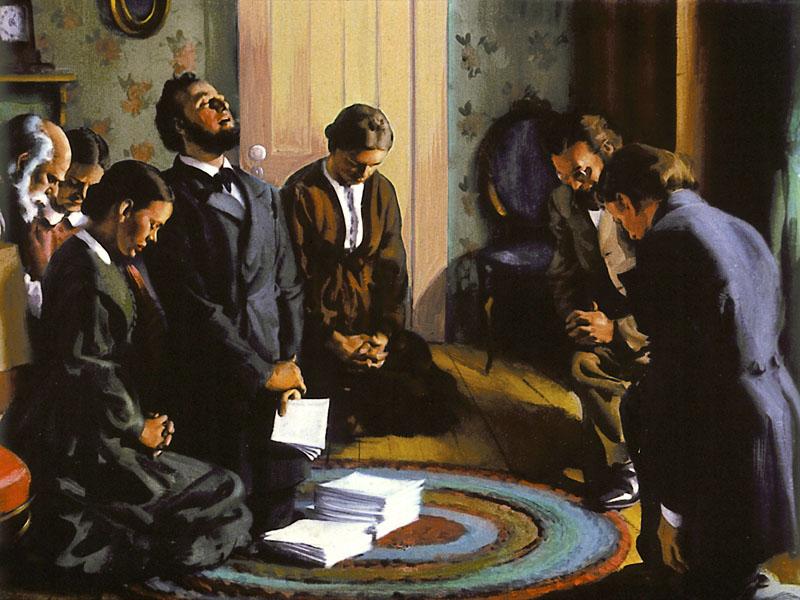 A Trindade e os Pioneiros