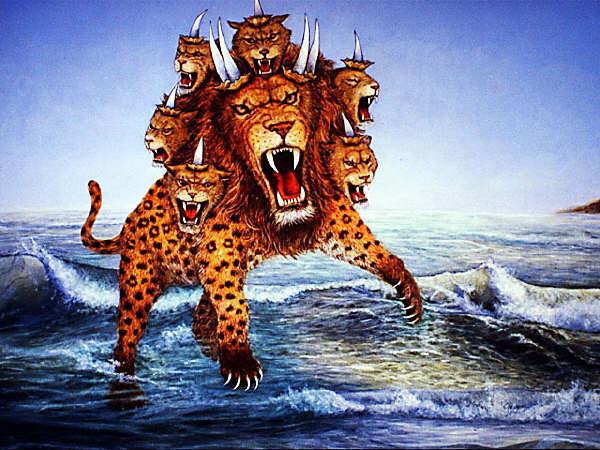 A Besta que Sobe do Mar e o Oitavo Rei de Apoc 17