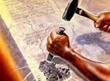 Uma Tentativa para Mudar a Lei de Deus