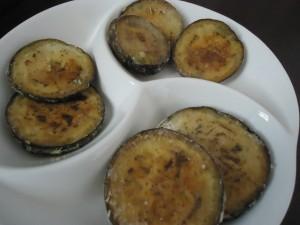 Legumes á milanesa sem fritura