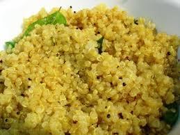 Propriedades nutricionais da quinoa